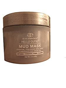 Best Mud Mask - Aloe Base Removes Blackheads, Reduces Wrinkles, Relief from Acne, Pimple and Shrinks Pores Instantly Guaranteed - No Burning or Irritation Unlike Other Masks.