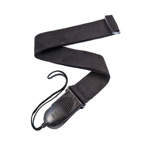 Planet Waves Acoustic Quick Release Guitar Strap, Black