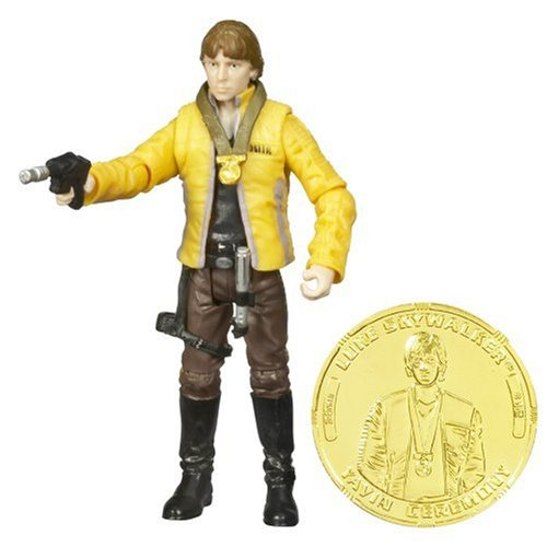 Other action figures star wars th anniversary luke