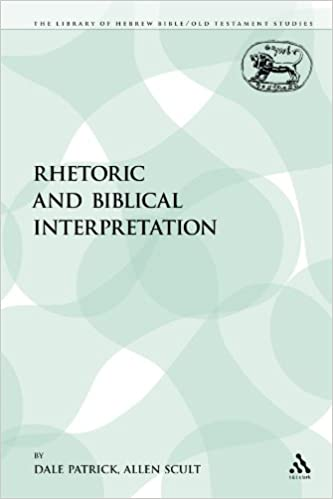 Rhetoric and Biblical Interpretation (Library of Hebrew Bible/Old Testament Studies)