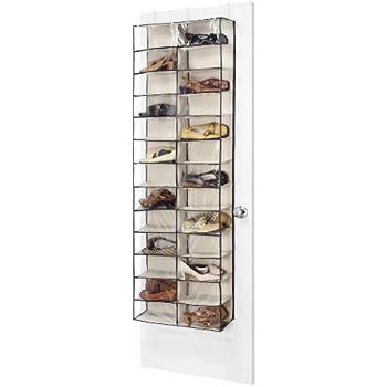Charmant Whitmor, 26 Section OTD Shoe Shelves