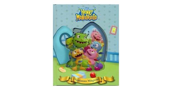 Henry Monstruito Ventanas Magicas: VVAA: 9789877057065: Amazon.com: Books