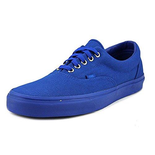 Vans Era Gold Mono Nautical Blue Mens Classic Skate Shoes Size 10.5