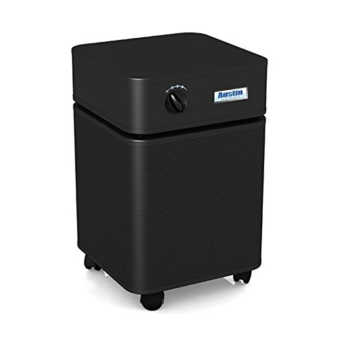 Austin Air Bedroom Machine Air Purifier (HM402) - Color: Black