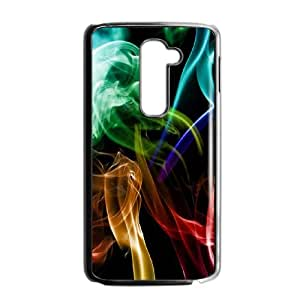 Abstraction Patterns Lines Light LG G2 Cell Phone Case Black A9545283