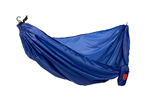 Grand Trunk Ultralight Hammock: Portable Camping, Hiking, Backpacking, and Travel Hammock: Perfect Starter Hammock, Royal Blue