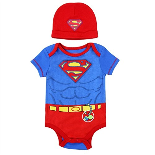 DC Co (Baby Superheroes)