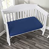 Everyday Kids Fitted Crib Sheet, 100% Soft