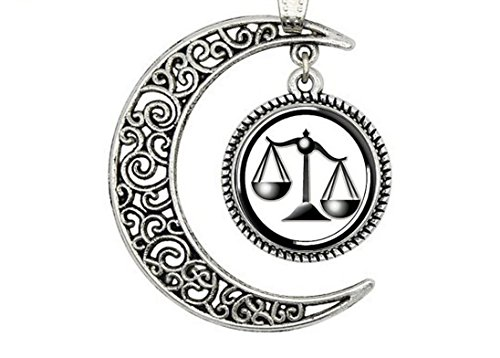 Charm Crescent Moon Divergent Faction Pendant Necklace , Divergent Jewelry ,Perfect for Birthday Gift, Lover Gift Charm Print Photo Pendant ,Best Gift Christmas Gift