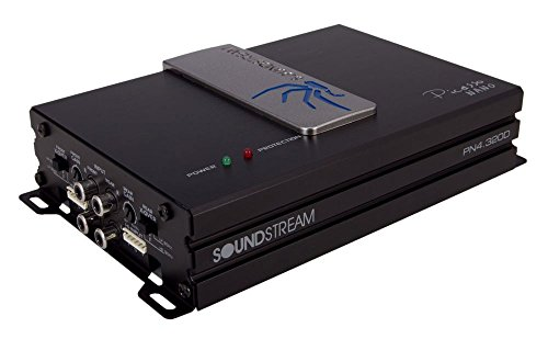 PN4.320D - Soundstream 4-Channel Class D Picasso Series Nano Amplifier (Chevy Pickup Turn Signal Switch)