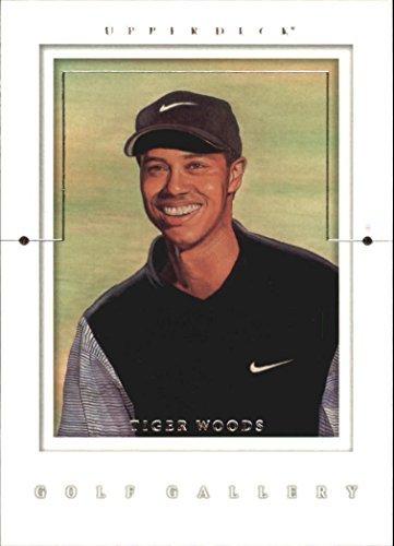 - 2001 Upper Deck Gallery #GG4 Tiger Woods