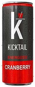 Kicktail Mixers (Cranberry) Energy