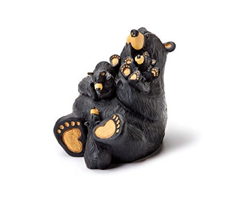 Bearfoots Bears Home Again Figurine (Big Sky Bear)
