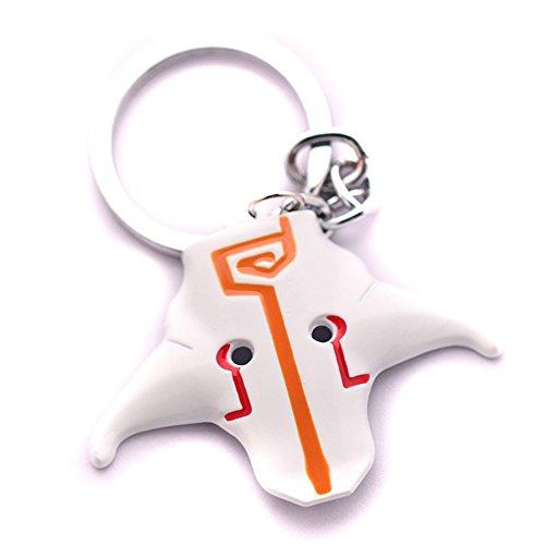 DOTA 2 Alloy Key Chain Pendant Collection - Juggernaut Mask