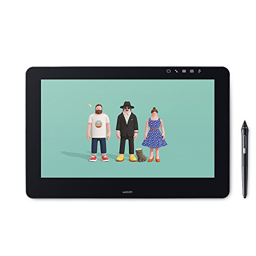 Wacom DTH1620K0 Cintiq Pro 16 Graphic - Graphic For Glasses Designers