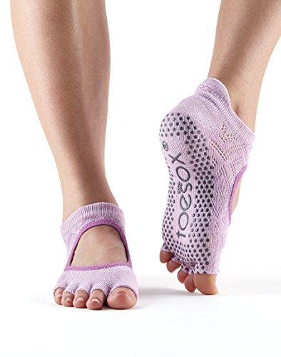 possono paio ballo Barre usate Diamond Pilates danza calze calze 1 Fitness per essere da ToeSox Grip antiscivolo Yoga da Bellarina Freesia calzini Calzini e tw14xnq64v