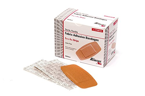 ProAdvantage P150125 Flexible Large Adhesive Bandages 2