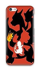 FUNKthing Charmander Pokemon PC Hard new iphone 5c case for girls