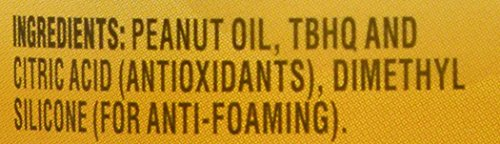 Crisco Pure Peanut Oil, 32 Ounce (Pack of 9) by Crisco (Image #3)