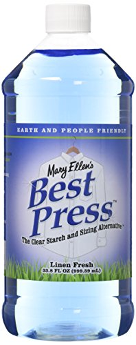 Mary Ellen's 33.8-Ounce Best Press Refills, , Linen Fresh