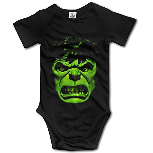 Hulk Outfits (The Hulk HULK SMASH Newborn Infant Baby Onesie Outfits Short Sleeve)