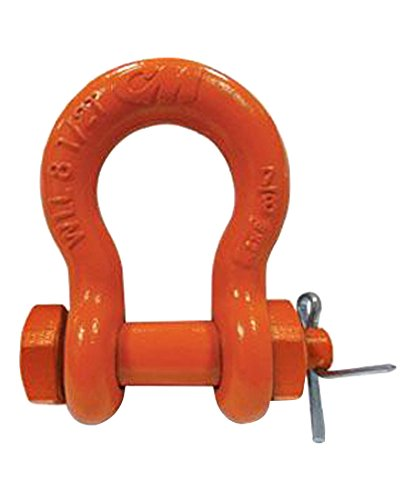 CM M850G Anchor Shackle, Bolt, Nut and Cotter Pin ()