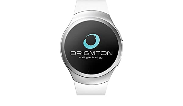 Brigmton Smartwatch BWATCH-BT5B: Amazon.es: Electrónica