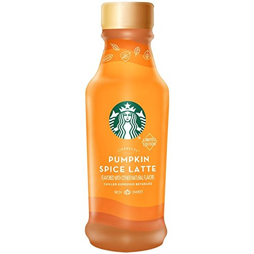Limited Edition Ready To Drink Pumpkin Spice Latte (6 - 14oz Bottles)