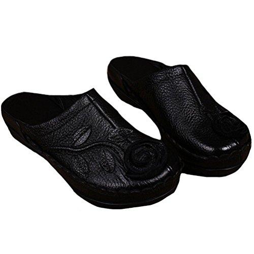 Donna black E Style4 Matchlife Mocassini Scarpe qnpxtSTwtf