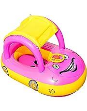 دائرة السباحة، أندوير نفخ عوامة مقعد الشمس طفل السباحة دائرة شكل سيارة السباحة