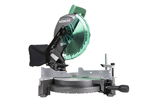 Hitachi C10FCG 15-Amp 10' Single Bevel Compound Miter Saw