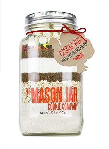 The Mason Jar Cookie Company Cookie Mix, Pumpkin Pie Spice, 20.2 Ounce