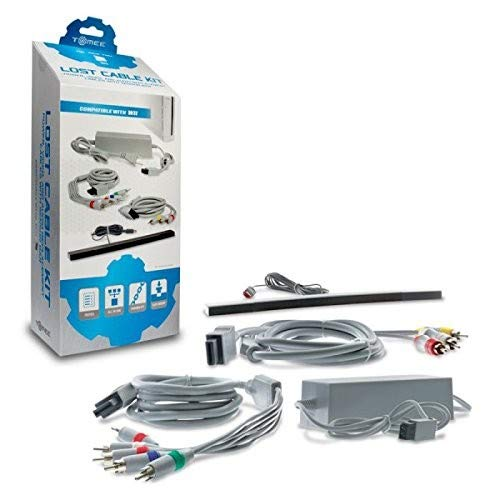 Accessory Wii Kit (Tomee Lost Cable Kit for Wii)