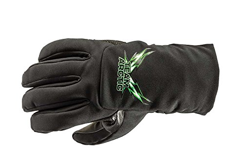 (Arctic Cat Unisex Adult Gloves Green Small )