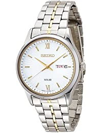 SEIKO SPIRIT watch solar sapphire glass SBPX071 Men