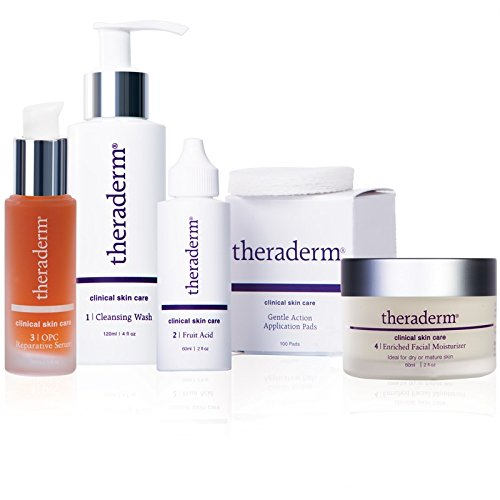 Theraderm Skin Renewal System with Enriched Moisturizer