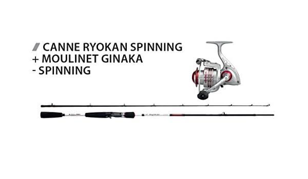 Sakura - Ryokan Spinning with Ginaka 4007FD, Color 10-35 gr ...