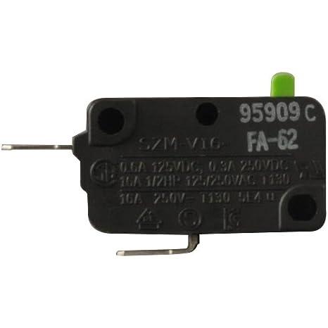 Amazon.com: GE WB24 X 817 Switch Monitor para microondas ...