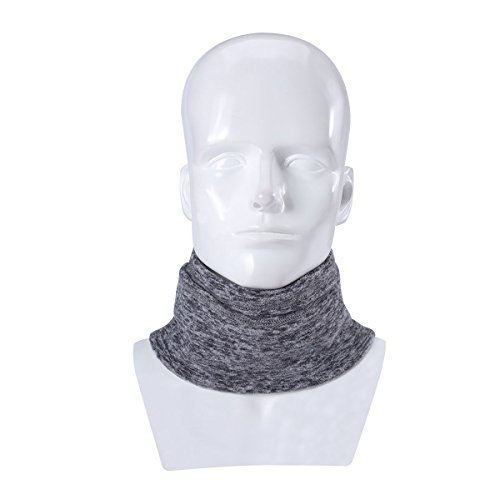 Runtlly Neck Warmer Reversible Neck Gaiter Tube, Hat Snood,Ear Warmer Headband, Mask & Beanie. Ultimate Thermal Retention, Versatility & Style.