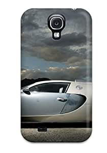 Premium Tpu Bugatti Veyron 12 Cover Skin For Galaxy S4