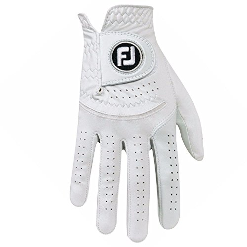 FootJoy New Contour FLX Golf Gloves RH Pearl Small