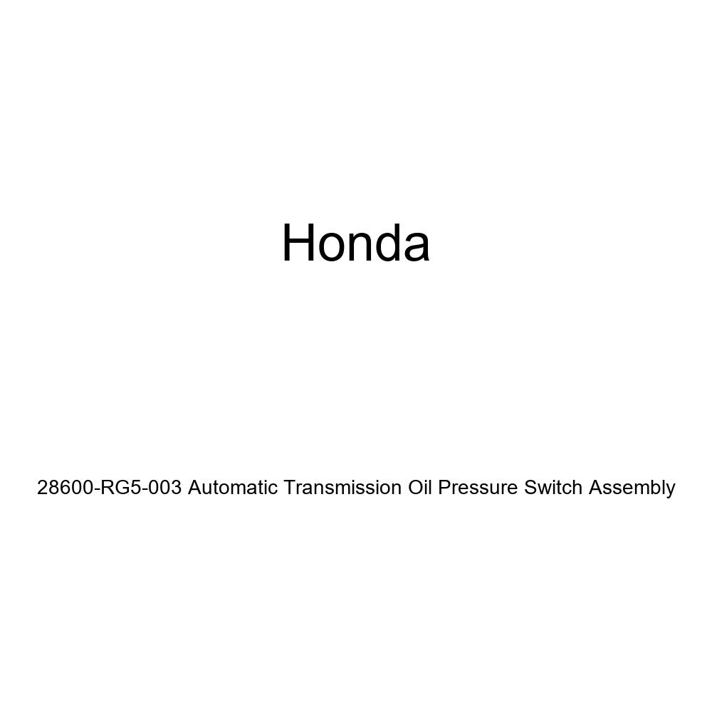 Genuine Honda 28600-RG5-003 Automatic Transmission Oil Pressure Switch Assembly