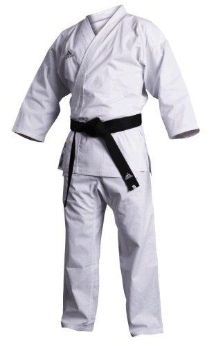 adidas K220 Karate Anzug: : Bekleidung