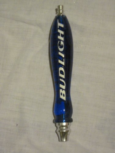 Bud Light Acrylic Pub Style Tap Handle by Bud Light