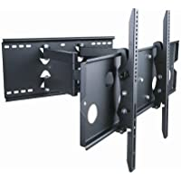 Monoprice Titan Series Full-Motion Articulating TV Wall Mount Bracket for TVs 32in to 60in Max Weight 175 lbs Extension Range of 5.0in to 20.0in VESA Up to 750x450 Works with Concrete & Brick