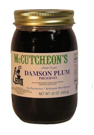 Damson Preserve - McCutcheon's Damson Plum Preserves
