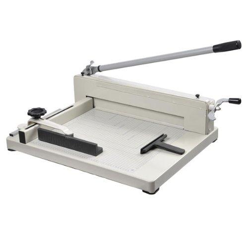 "All Steel Heavy Duty Commercial 17"" Paper Cutter"