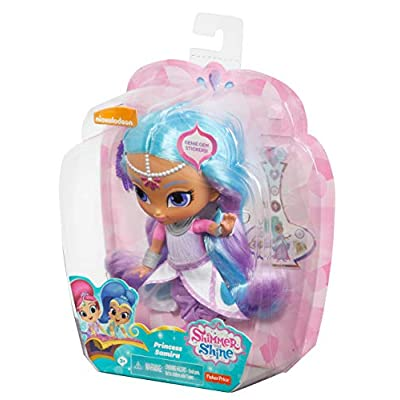 Fisher-Price Nickelodeon Shimmer & Shine, Princess Samira: Toys & Games