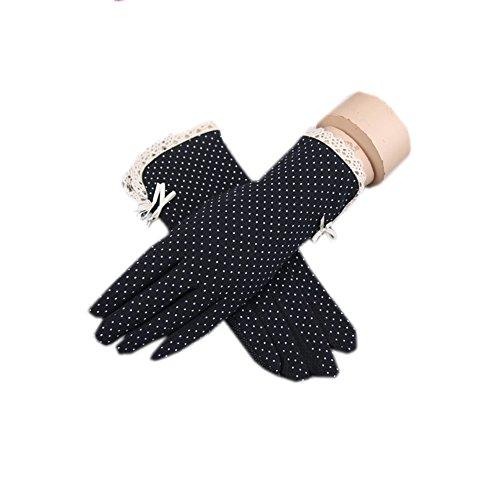 協力的医薬品追放Sunscreen Gloves ACCESSORY レディース