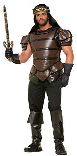 Forum Novelties Medieval Fantasy King's Armor Adult